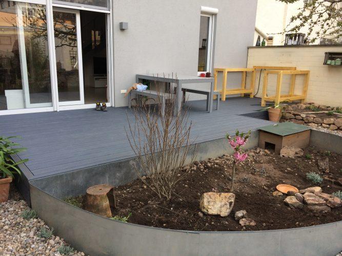 Terrassenprojekt